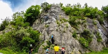 Climbing area Cepic, Motovun Croatia | Climb Istria
