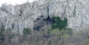 Climbing area Nugla, Buzet Croatia   Climb istria