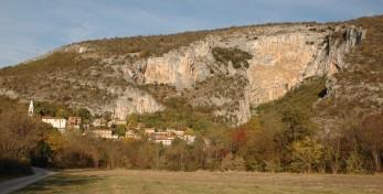 Climbing area Osp, Slovenia | Climb Istria