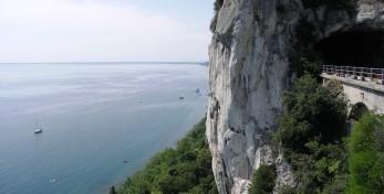 Climbing area Costiera, Trieste Italy | Climb Istria