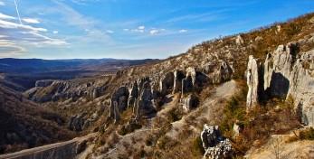 Climbing area Vela Draga, Croatia | Climb Istria