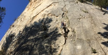 Climbing area Rabac, Labin Croatia | Climb Istria