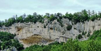 Climbing area Ciritez, Buzet Croatia | Climb Istria