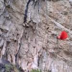 Hard redpoints in Misja pec, Osp Slovenia