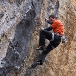 New 8a FA in Kompanj, Croatia