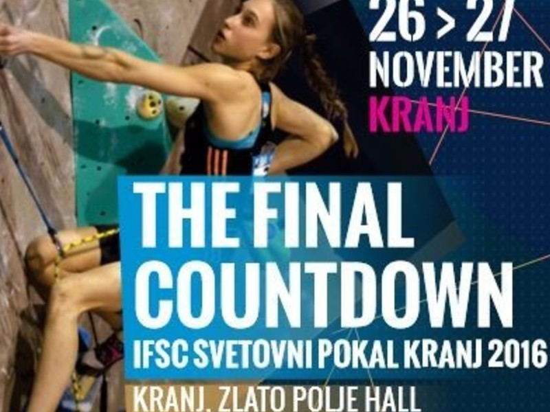 WC Lead Kranj